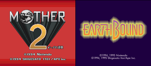 Mother 2 Vs Earthbound 171 Earthbound Central