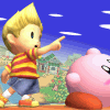 Lucas in Smash Bros. Brawl Video