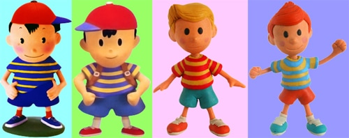 EarthBound Names Ahoy ... Earthbound Runaway Five