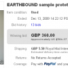 EarthBound Proto(?) Sells for $584