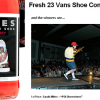 EarthBound Shoes and Jones Soda