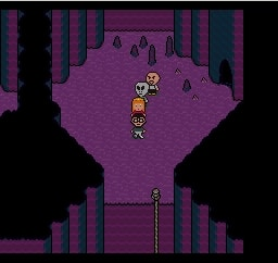 New EarthBound Hack: Colinbound « EarthBound Central