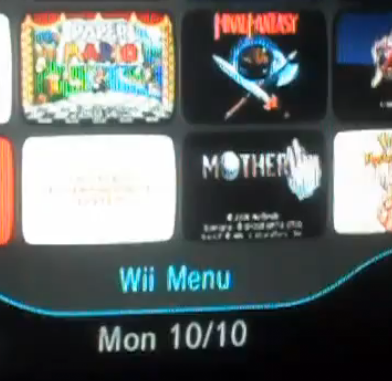 Custom MOTHER 3 Wii Channel « EarthBound Central