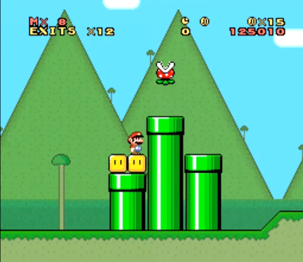 MOTHER 3 in Super Mario World Hack « EarthBound Central
