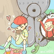 Ninten and Ness's Relationship? « EarthBound Central
