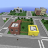 Eagleland in Minecraft Project