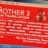 New MOTHER 3 Patch Soon