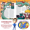 EarthBound Memories in NF Magazine