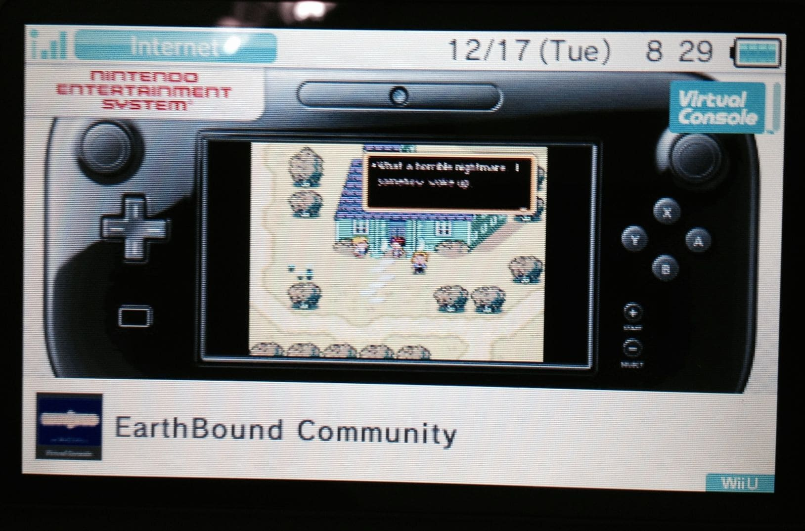 Silly Nintendo, That's the Wrong System « EarthBound Central