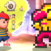 EarthBound Content Galore in Super Smash Bros. 3DS