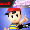 Ness and Magicant in Super Smash Bros. 3DS