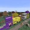 EarthBound in Minecraft Project Complete