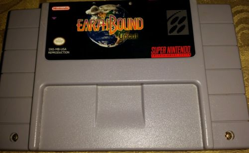 The EarthBound Uncut Cartridge « EarthBound Central