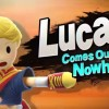 Lucas is Super Smash Bros. DLC